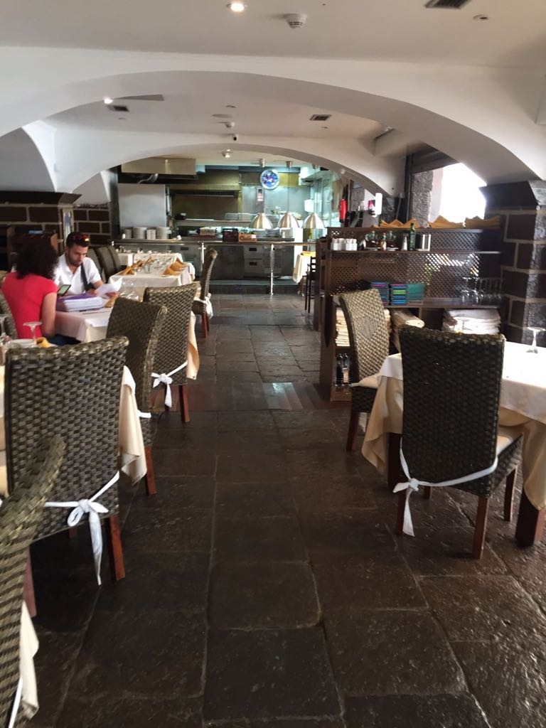 Propiedades en Tenerife, Islas Canarias, España | SylkWayStar Real Estate. Traspaso restaurant on the 2nd line of the beach of Fanabe. Imagen-22044